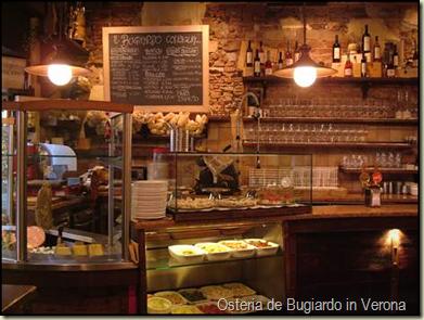 Osteria del Bugiardo in Verona