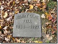 Henry Fell