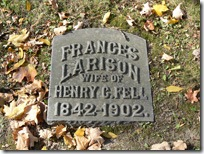 Frances Larison