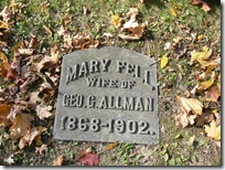 Mary Fell