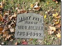 Mary Fell