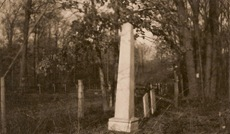 PARKS, Robert PARKS Gravestone (front)