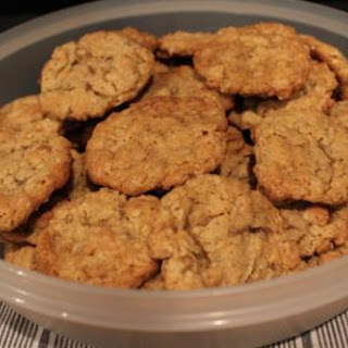 Sweet Toffee Cookies