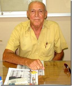 JAIRO JOSINO DE  MEDEIROS, AUTOR DO LIVRO
