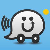 Waze GPS Pantalla Táctil