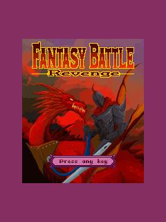 Fantasy Battle Revenge