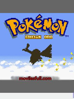 Pokemon Oro