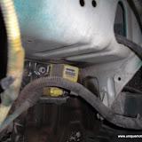 Air bag sensor