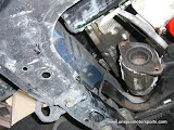 Lower WRX Uppipe Flange