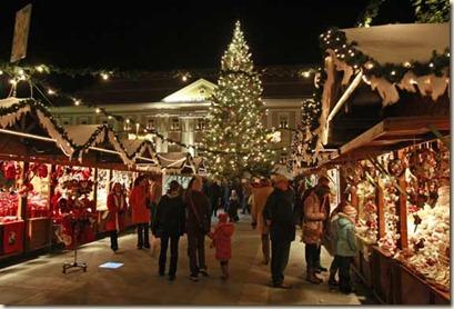 Mercatino di Natale di Rango nel Bleggio (TN) - Centro storico