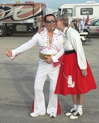 Elvis & Girl