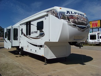 Alpine 2010 fifth wheel