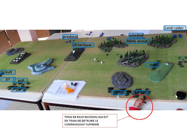 troupes de choc elyséenne VS space marine Diapositive1