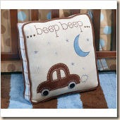 My-Baby-Sam-Go-Car-Go-Throw-Pillow