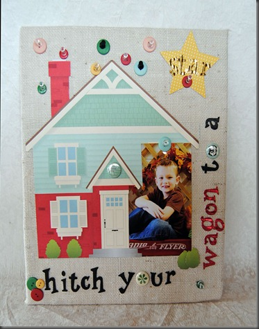 hitch your wagon bulletin board