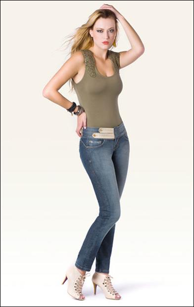 Gata Bakana jeans 1