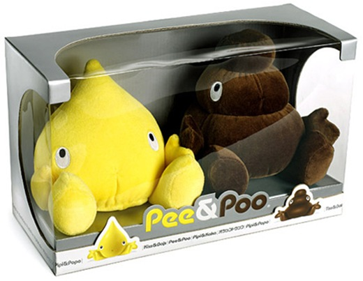 pee and poo