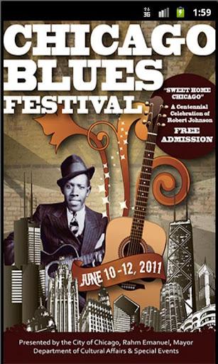 Chicago Blues Festival 2011