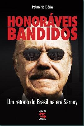 Livro Honoráveis Bandidos