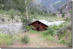 Old Mine Pump House on Salmon River 04