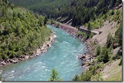 Middle Flathead River along US 2 01
