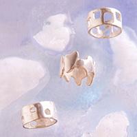 anillo de tira joyas de bisuteria   Una anilla como anillo