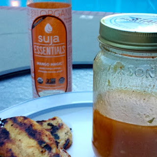 Suja Juice Mango Magic Grilled Chicken