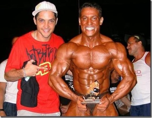 Joao e Tiago Paz