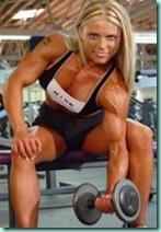 atleta feminina