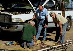 Roca Team Truck Repair