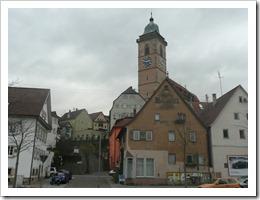 Nuertingen Ansicht vom Neckar