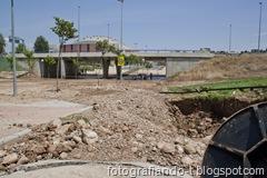Inundaciones en Logroño