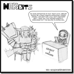WARBITS! #16