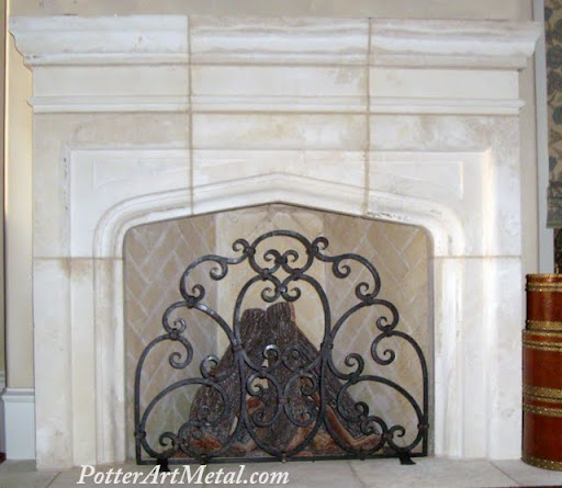 Custom Scroll Firescreen