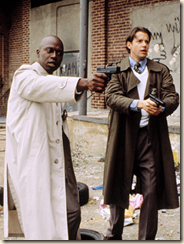 Andre Braugher & Kyle Secor