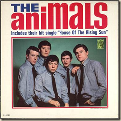 The Animals -- don't they look wild?