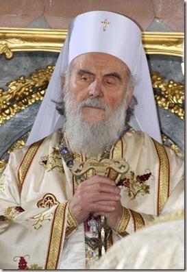 Patriarca Irinej