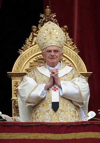 BENEDICTO XVI 5 AÑOS DE PAPA