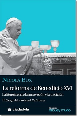 Portada en español del libro de Mons Bux
