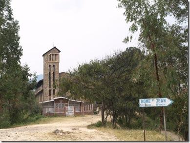 Iglesia de Kibuye, Ruanda