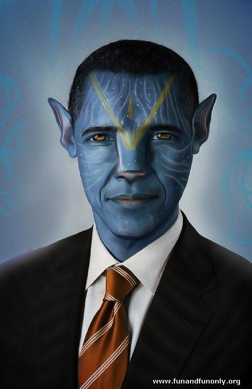 Avatar Obama
