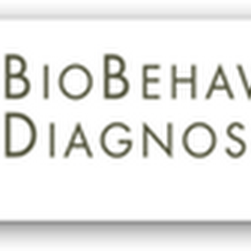 BioBehavioral Diagnostics Attracting Investors –ADHA Diagnosis Technology – Diagnosis Process for Politicians?