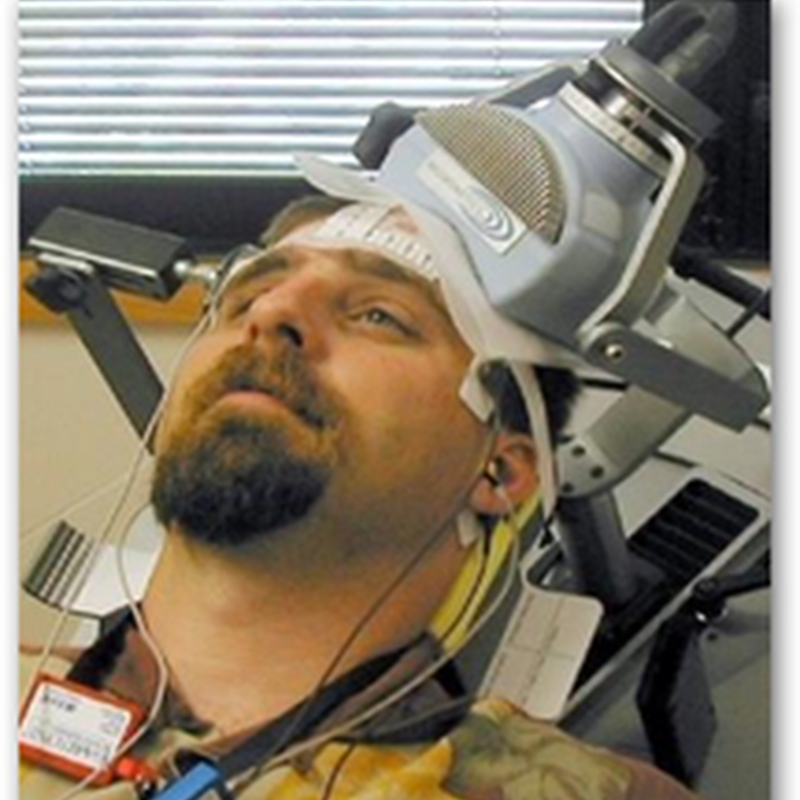 Transcranial Magnetic Stimulation Study Reports Some Progress With Depression Remission