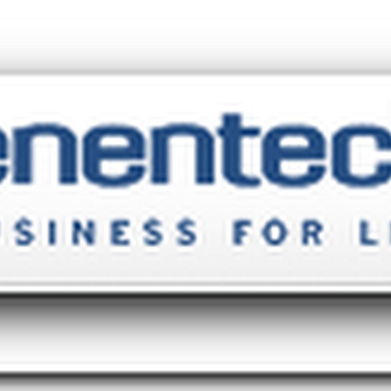 Genentech Embraces Cloud Computing subscription service from Google