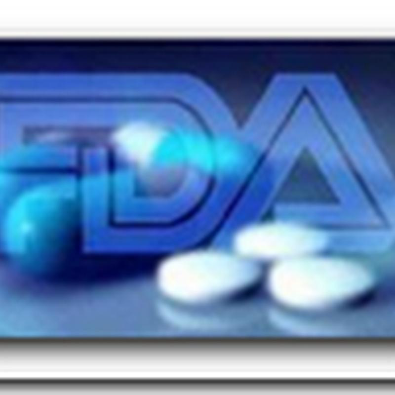 FDA Drug Approvals Highest In Three Years