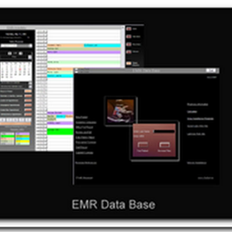 What Does an Antiquated EMR (Electronic Record System) Look Like