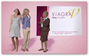 Viagra stomach ache