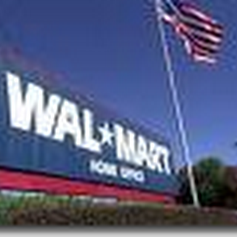 Wal-Mart Unveils New Prescription Drug Pilot Program – No Co-Pay for Tier 1