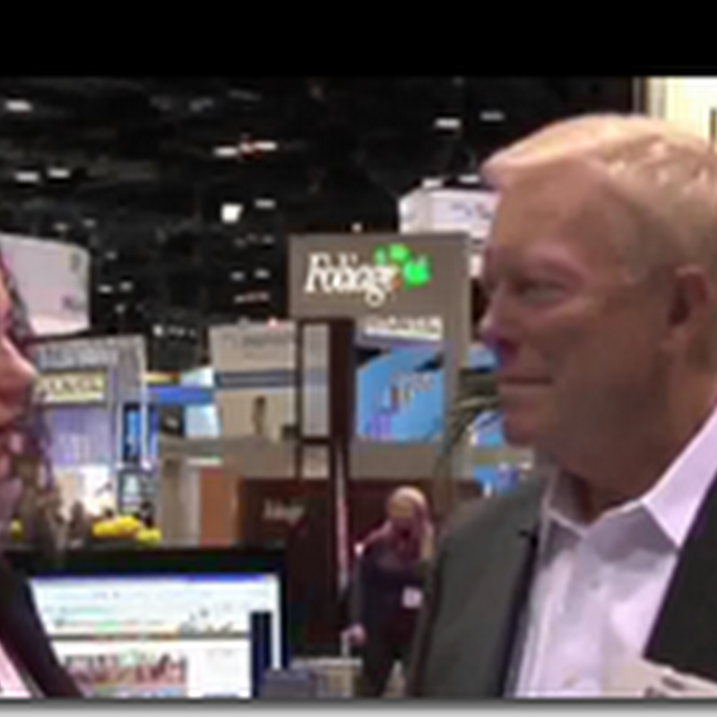 Former House Majority Leader Richard Gephardt Interview at HIMMS – Personal Health Records Advisor