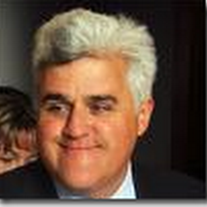 Jay Leno in the hospital over the weekend for observation – misses his first show taping, ever